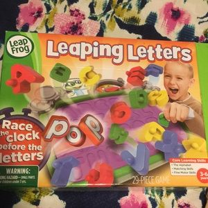 Leaping Letters - Leap Frog 🐸